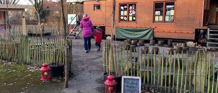 Waldkindergarten Berne – Spielen und Lernen im Berner Wald