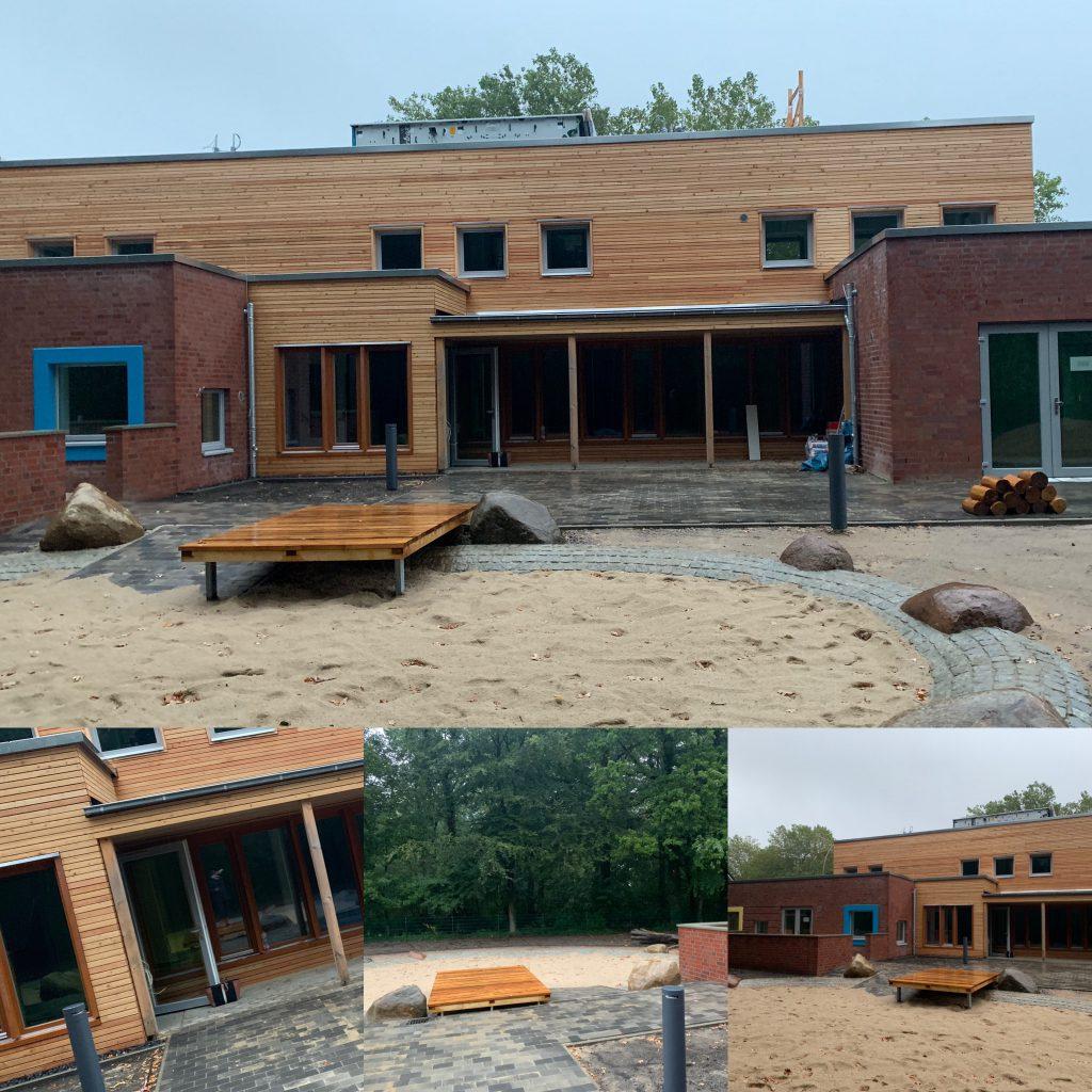 Neueröffnung KiTa Waldameisen in Heuorts Land
